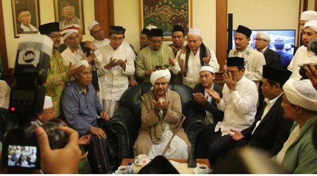 Kunjungan Habib Umar ke PBNU Merupakan Wujud Dukungan Terhadap Perjuangan NU
