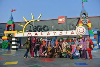 Wisata Singapura - Johor Bahru Legoland