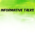 informative talks