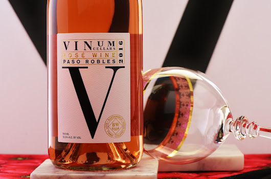 Vinum Cellars Seashell Vineyard, Paso Robles 2016 Rosé