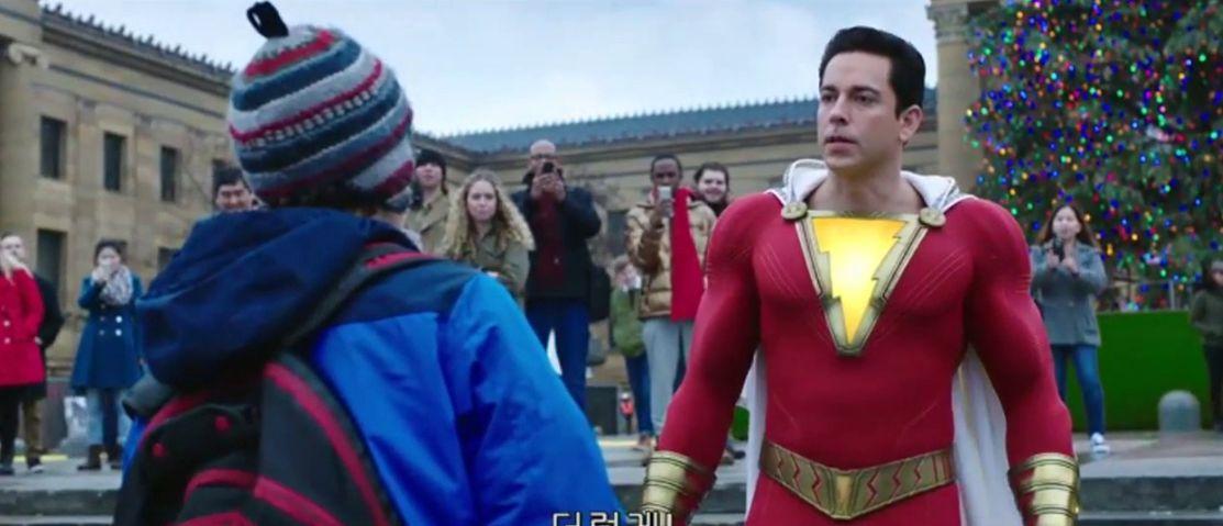 Shazam! (2019) Movie HDRip Free Download