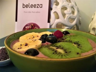 Açaí de beleeza con yogur de frutas del bosque - Açaí en España - Açaí - Açaí beleeza - Beleeza - Superalimento del Brasil - Brasil - Açaí en Madrid - Açaí Madrid - Receta - ÁlvaroGP - el gastrónomo - SEO