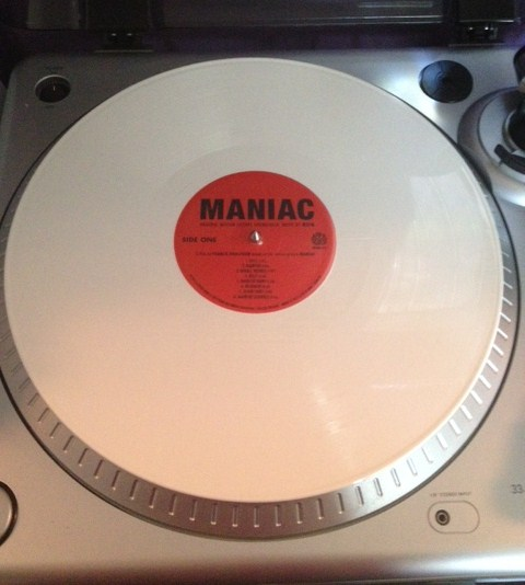 Just Cool Records Review Of Mondo S Maniac 2013