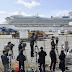 Mueren en Japón dos pasajeros de crucero infectados por coronavirus