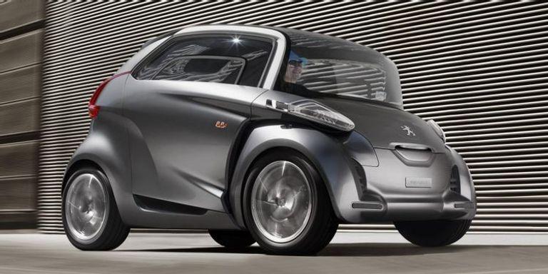 طراز بيجو Peugeot BB1