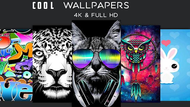 تطبيق Cool Wallpapers HD لجعل هاتفك اكثر اناقة