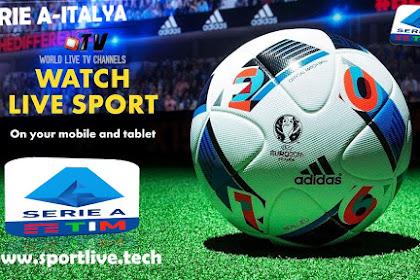 Live Streaming Lazio vs Atalanta- SERIE A ITALY 2019-2020