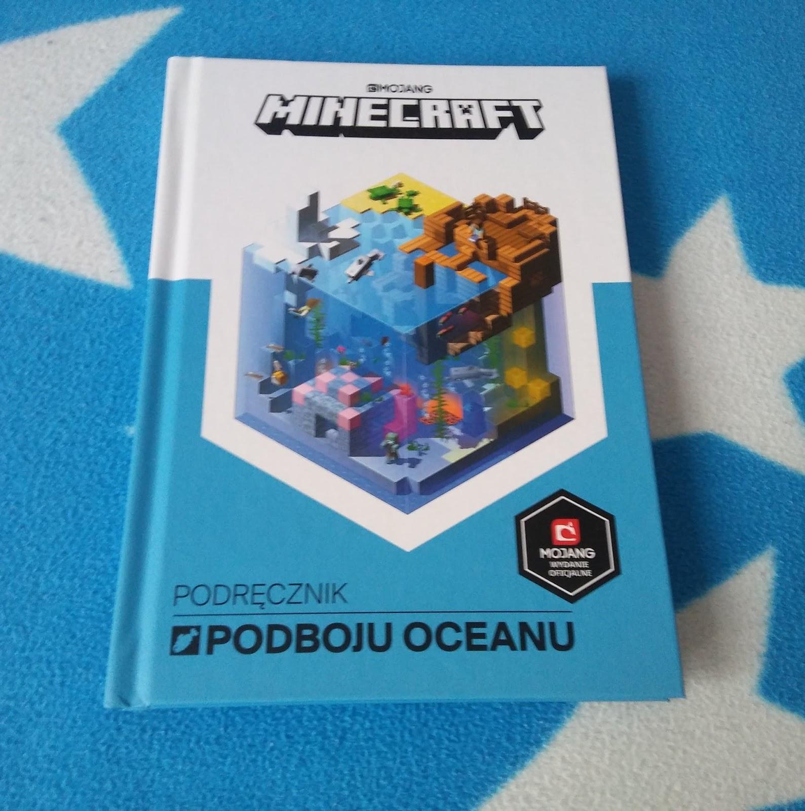 Egmont- Minecraft Podręcznik Podboju Oceanu