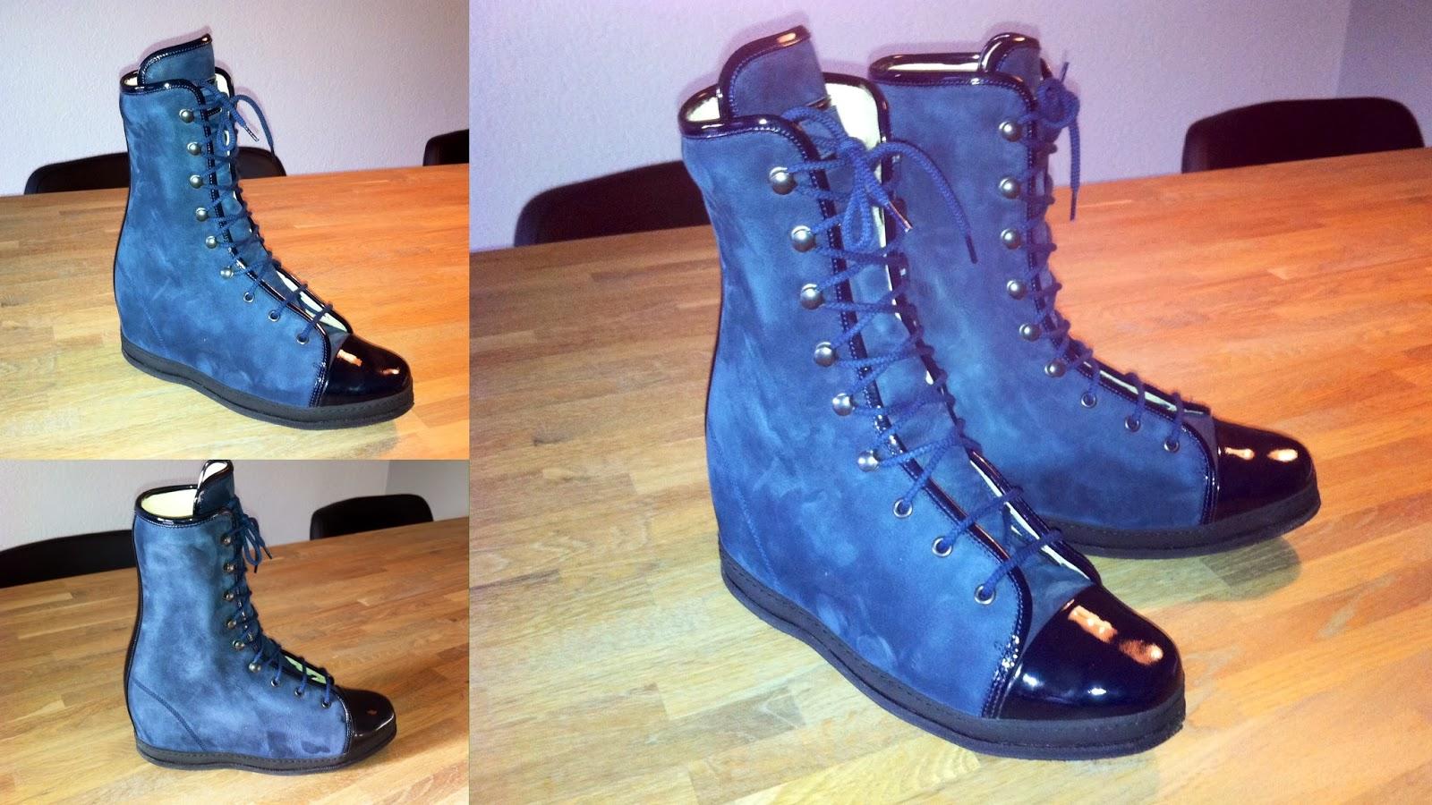 Super Weblog Fleur: Aangepaste schoenen &GW28