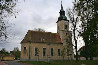 Kirche Leipzig Holzhausen