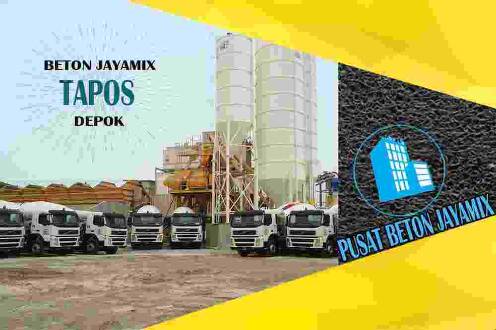jayamix Tapos, jual jayamix Tapos, jayamix Tapos terdekat, kantor jayamix di Tapos, cor jayamix Tapos, beton cor jayamix Tapos, jayamix di kecamatan Tapos, jayamix murah Tapos, jayamix Tapos Per Meter Kubik (m3)