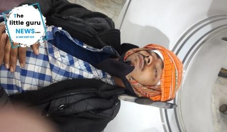 अपराधियों ने एक भाई के सिर पर नलकट्टी सटाकर दूसरे भाई का रॉड से सिर फोड़ा, शिकारगंज के कपूर पकड़ी की घटना