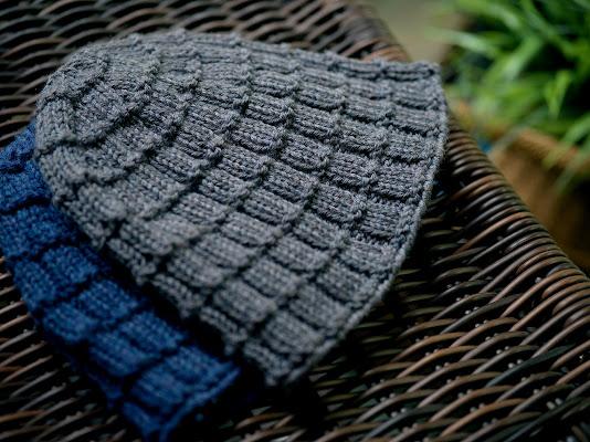Northstowe Beanie Hat by Moira Ravenscroft, Wyndlestraw Designs