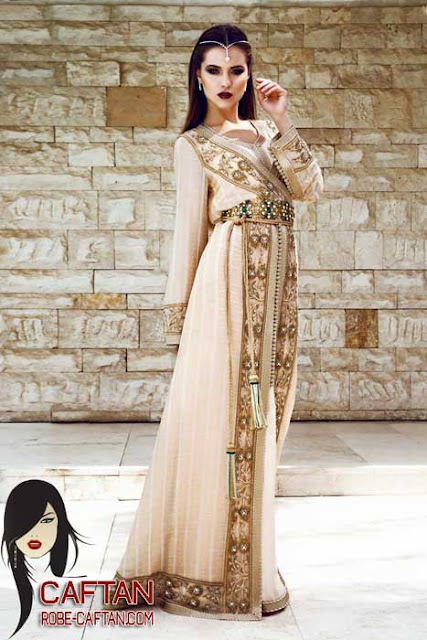 Collection caftan haute couture 2016