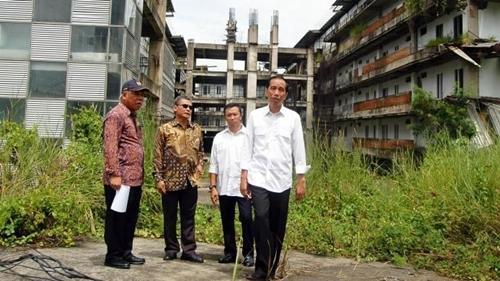 Menolak Disalahkan Soal Mangkraknya Hambalang, Demokrat: Bisa Diteruskan, tapi Dibuat 'Candi' oleh Jokowi