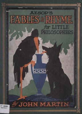 Aesop's fables in rhyme for little philosophers 1924 Free PDF book