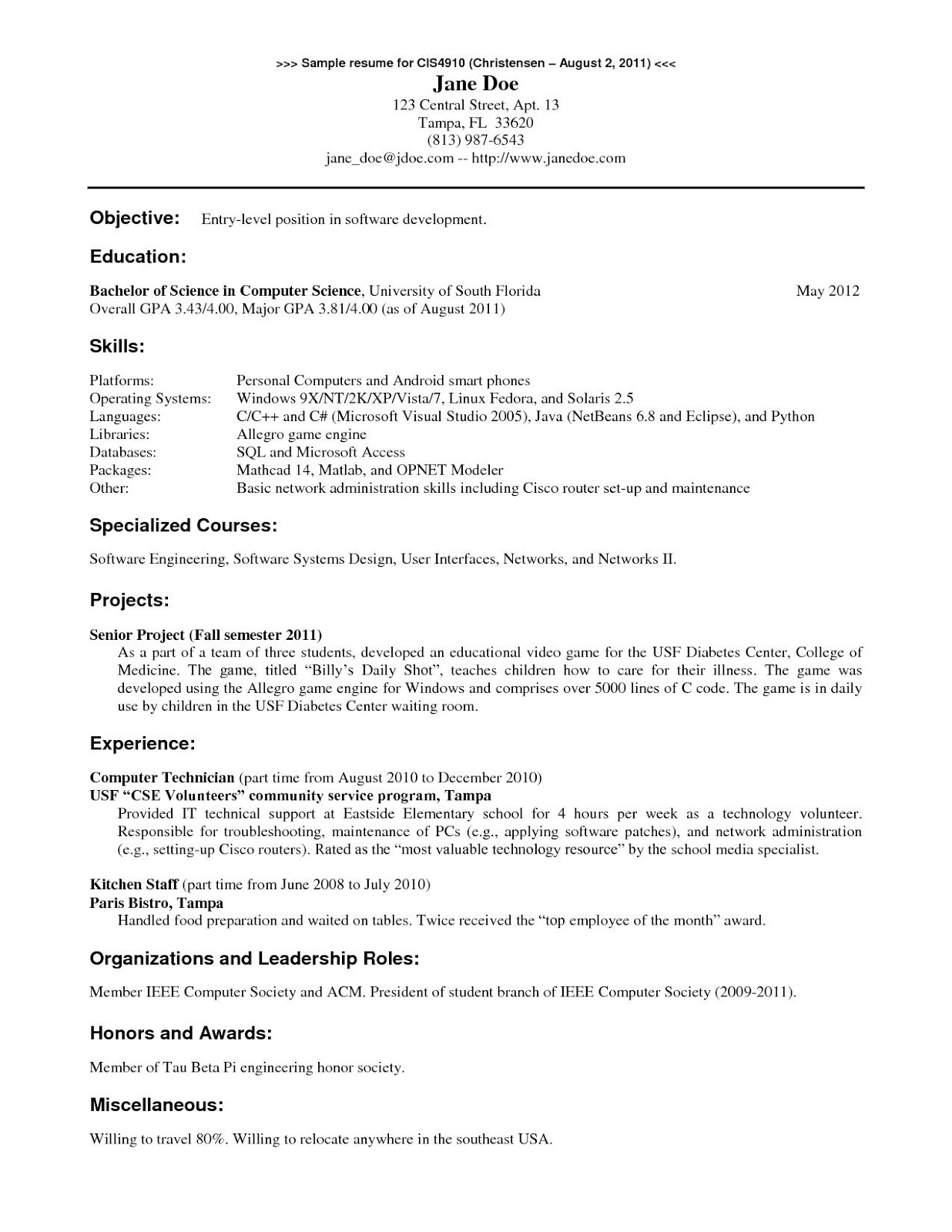 food service resume objective examples, food service supervisor resume objective examples 2019 , resume objective examples for food service , general resume objective examples food service,