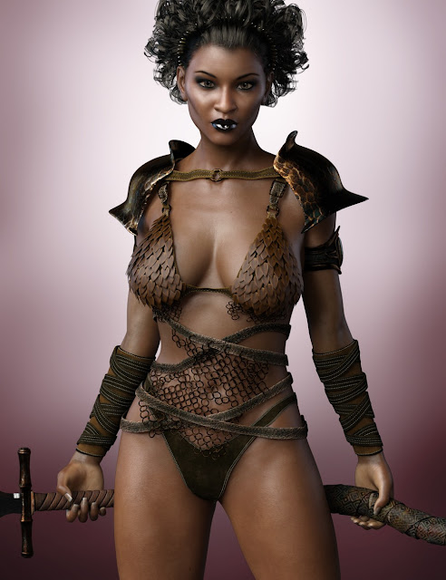 FWSA Zarina HD for Genesis 3 Female
