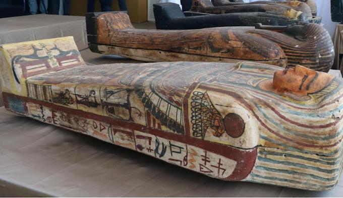 Sensazionale scoperta archeologica in Egitto
