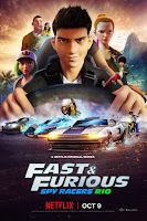 Fast & Furious Spy Racers Season 2 Dual Audio Hindi 720p HDRip