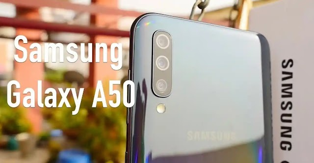 Samsung Galaxy A50 review which is the best phone under Rs. 20000