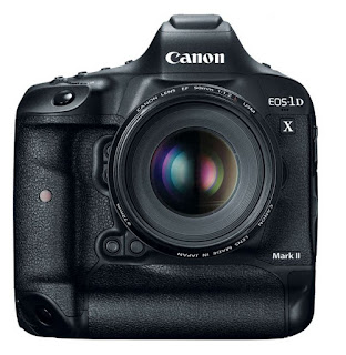 Best Photo / Video Professional Camera: Canon EOS-1D X Mark II