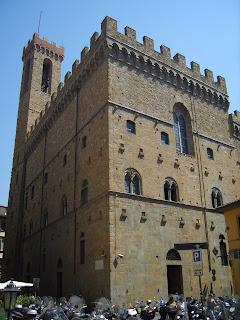 The Palazzo del Bargello in Via del Proconsolo is home to many masterpieces