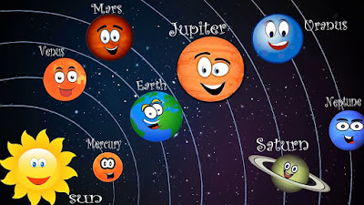 Macam-macam Planet dan Penjelasanya