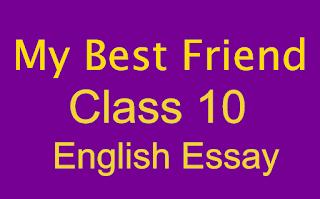 Essay English 10 Class