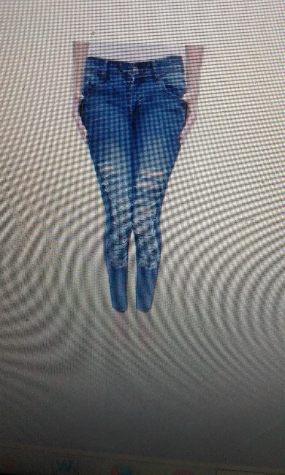 Carvil Mercy B Jeans Wanita Biru Lihat Daftar Harga Terbaru Dan Sandal Gunung Men Alexander Gm Brown Denim Cokelat Tua 39 Slim And Fit Destroy New Casual Ripped 05 Korean Style Women