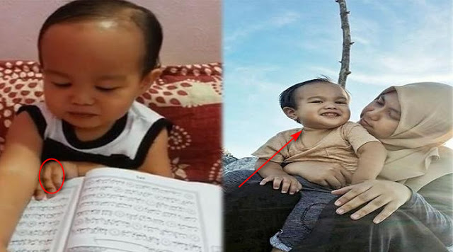 Masya Allah, Anak 2 Tahun yang Hafal 42 Surat dalam Alquran