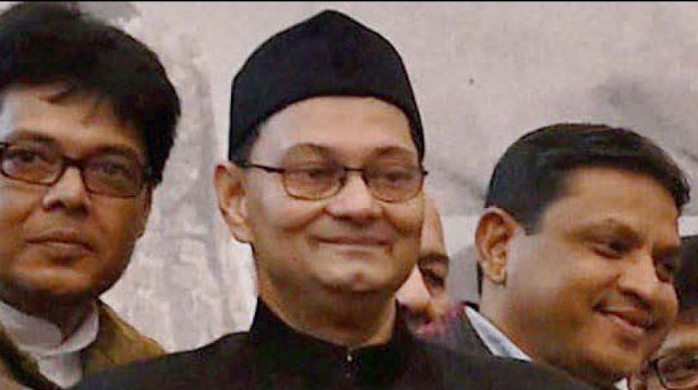 Chandra Kumar Bose -  Gorkhaland an attack on the integrity of India