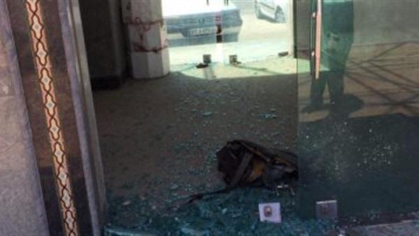ضريح الخمينى فى ايران يتعرض لهجوم ارهابى