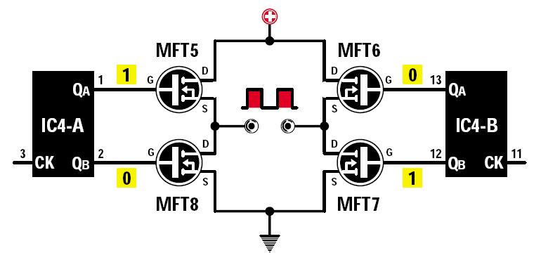 un convertisseur 12 volts continus 220 volts alternatifs