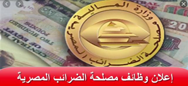 تعرف على شروط مواعيد التقديم بوظائف مصلحة الضرائب المصرية خلال شهر نوفمبر 2020