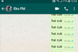 Cara Spam Chat WhatsApp Paling Mudah