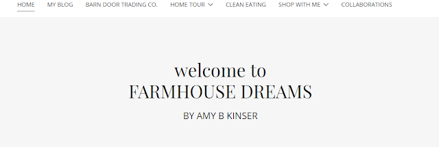 Farmhouse Dreams