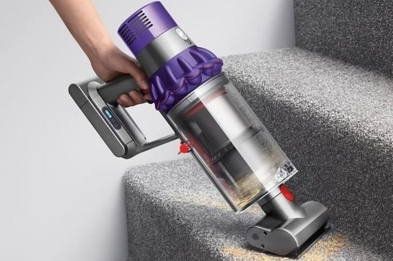 Gunakan Vacuum Cleaner Hanya untuk Menyedot Debu