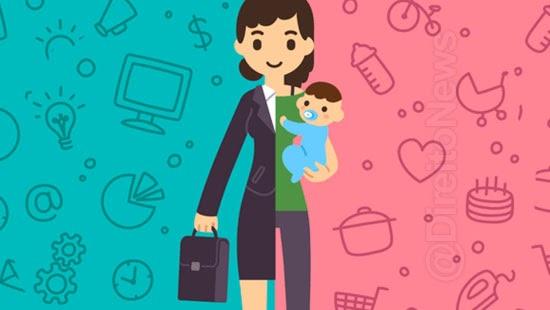 licenca maternidade funciona direito recebe valer