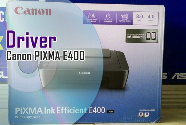 Driver Printer Canon E400-Instagram