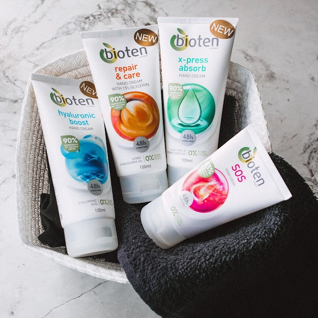 bioten Lip Balms & Hand Creams: Φροντίζουν για τις λεπτομέρειες που κάνουν τη διαφορά