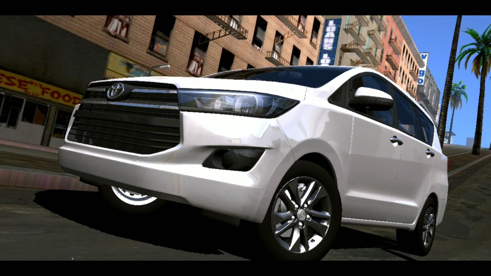 Toyota Innova Crysta Car Mod For Gta Sa Android Pc Grand Theft Auto Mods For Android Pc