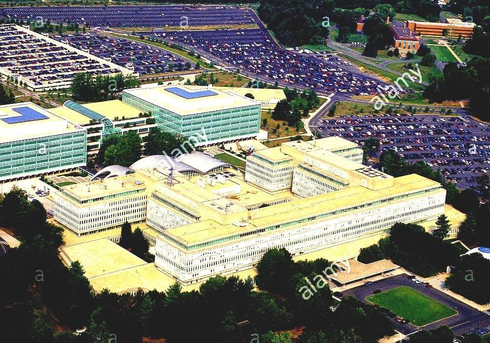 Central Intelligence Agency - Cia Washington Dc