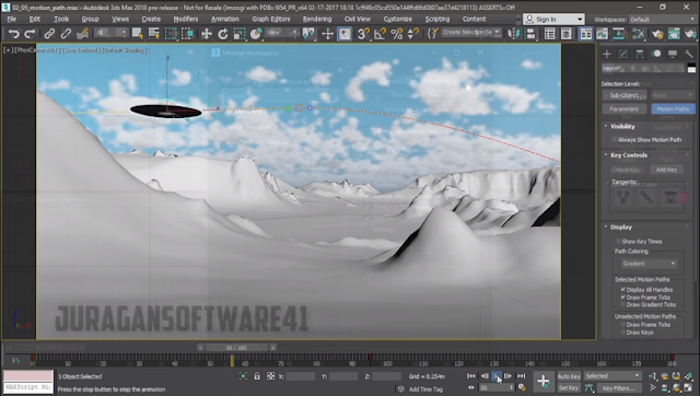 Autodesk 3Ds Max 2018 Full Version | 64 Bit Only