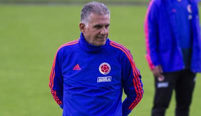 23 Convocados seleccion colombia copa américa 2019