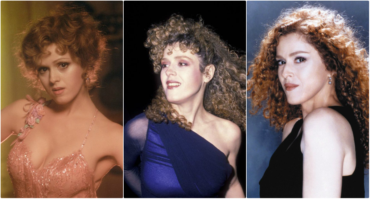35 Glamorous Photos of Bernadette Peters in the 1970s and '80s