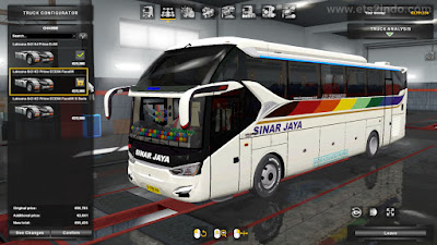 Laksana SR2 Pack Beta ETS2 1.36-1.38