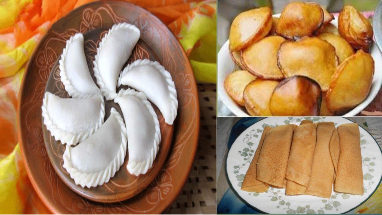 Three recipes for winter cake: Puli cake, Patisapta, Puya cake