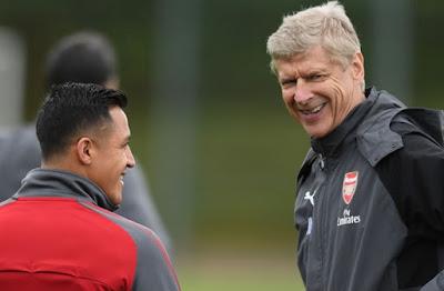 Wenger: Manajemen Mendukung Pertahankan Sanchez