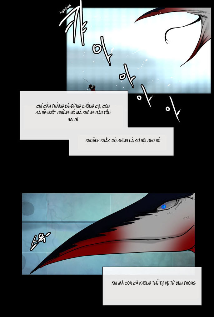 Tower of God chapter 3 trang 16